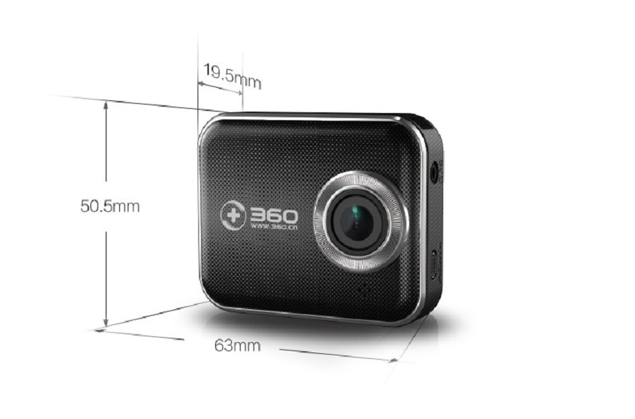 360 Smart Car Camcorder 5