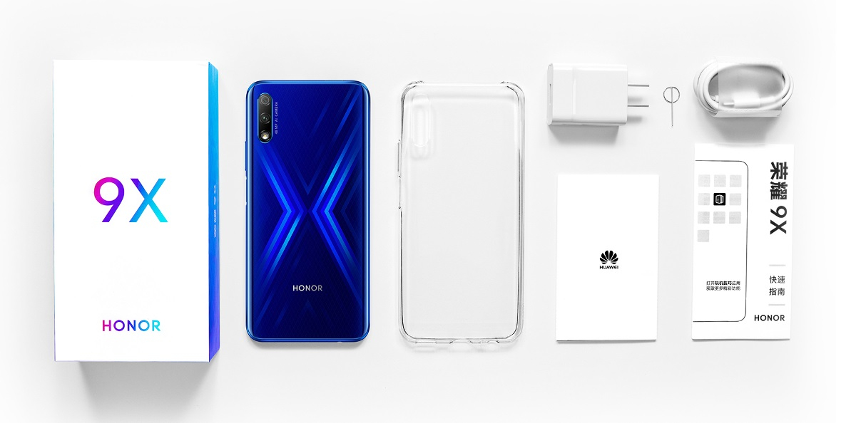 Huawei Honor 9X Smartphone 6GB+64GB