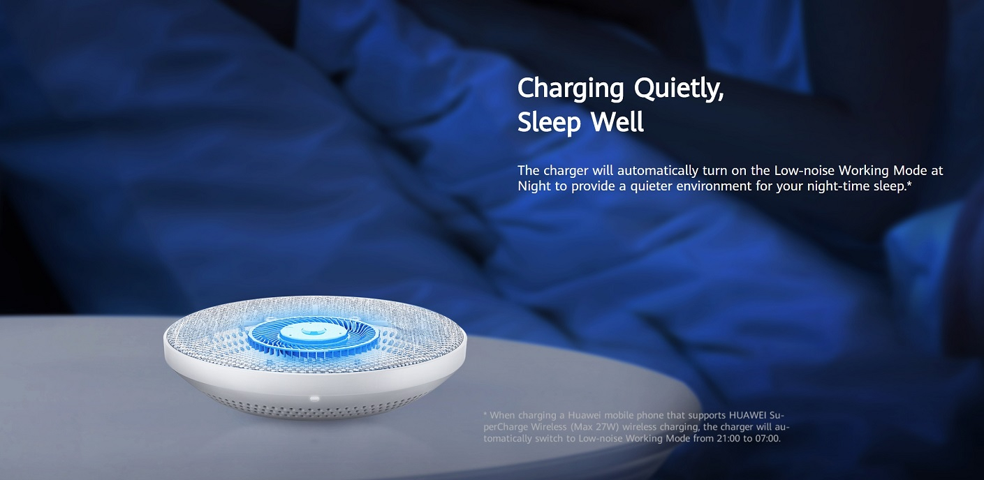 Huawei CP61 SuperCharge Wireless Charger