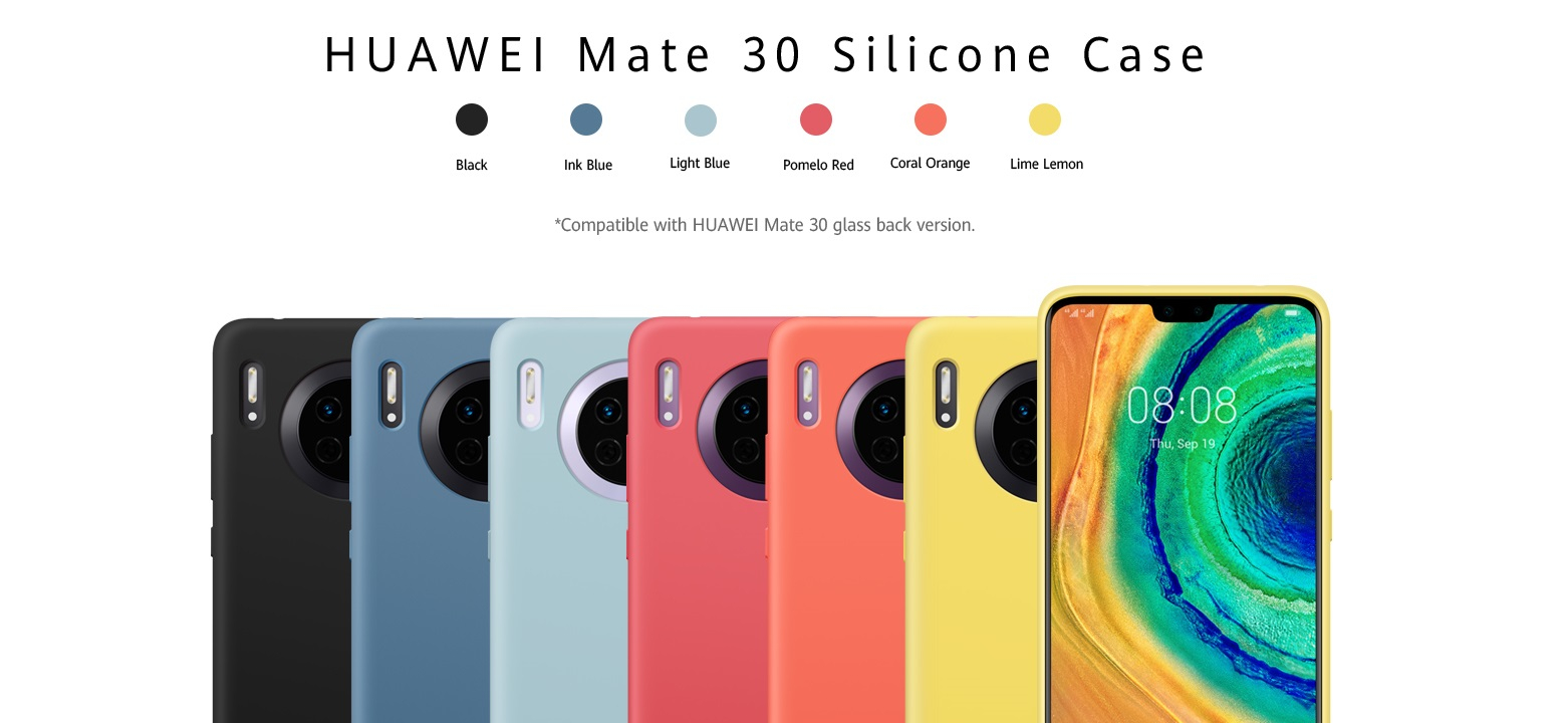 Huawei Mate 30 Silicone Case