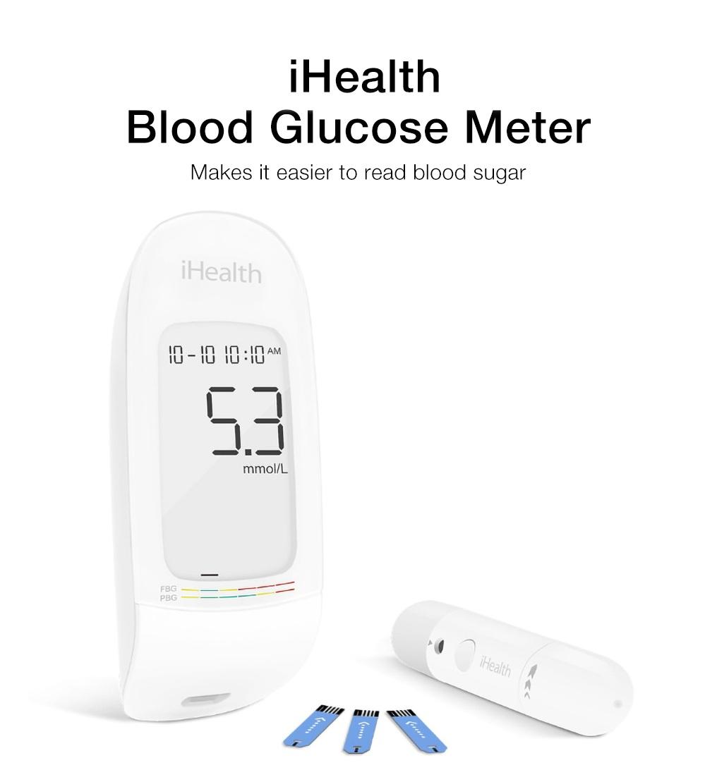 iHealth glucometer AG-607 142