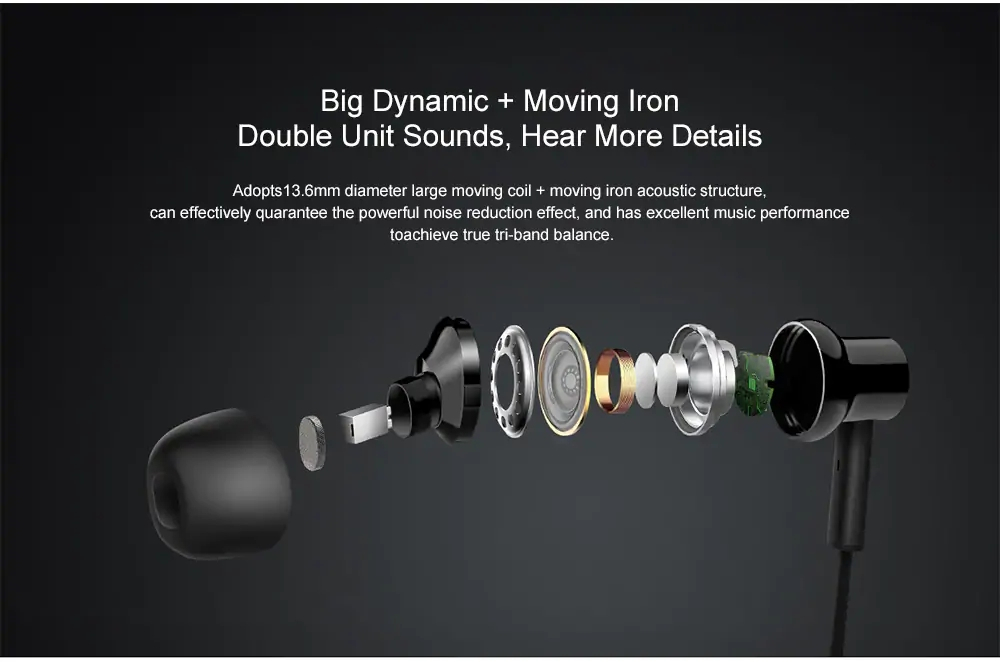 Xiaomi ANC Bluetooth Neckband Earphone