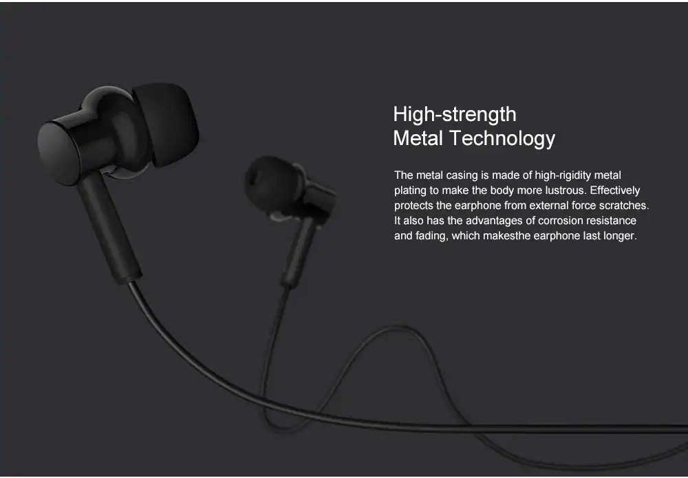 Xiaomi ANC Bluetooth Neckband Earphone