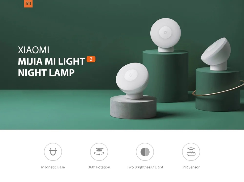 Xiaomi Mijia MJYD02YL Mi Light 2