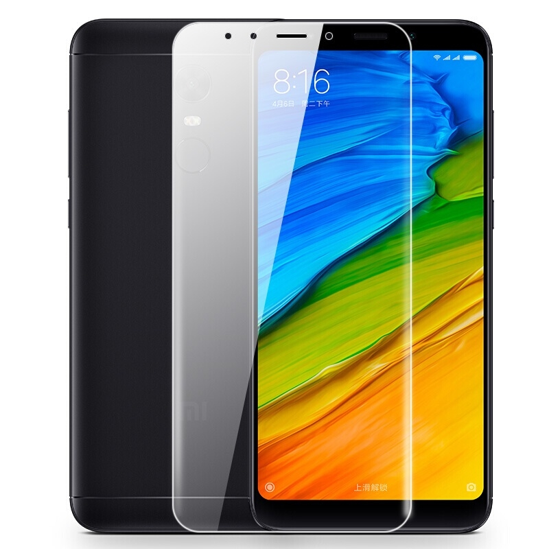 Redmi 5 PlusTempered Glass Screen Protector