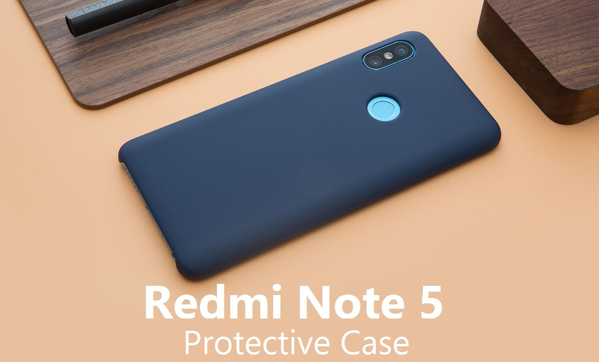 Redmi Note 5 Case