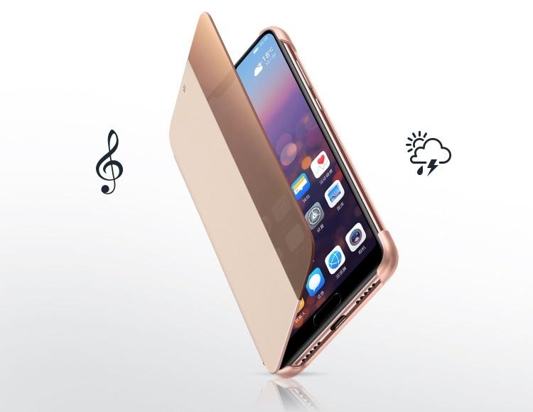 Huawei P20 Smart View Flip Cover