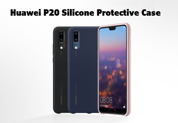 Huawei P20 Silicone Protective Case