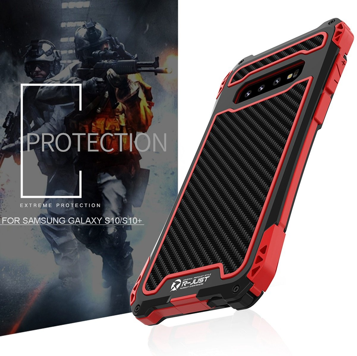 Samsung Galaxy S10+ Shockproof Case