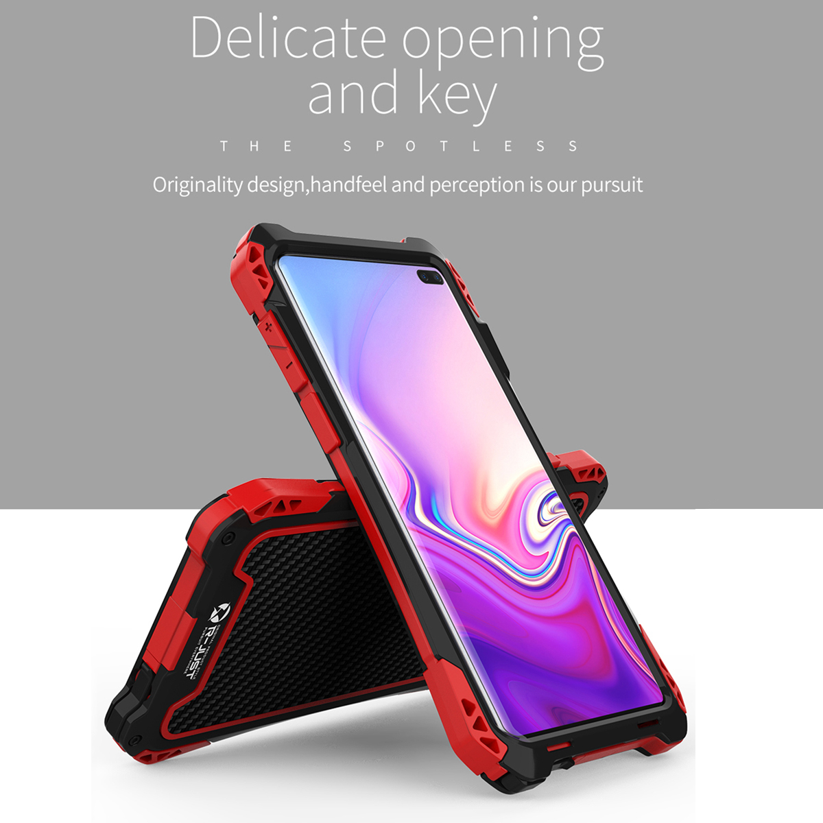 Dirtproof Protective Case For Samsung Galaxy S10+