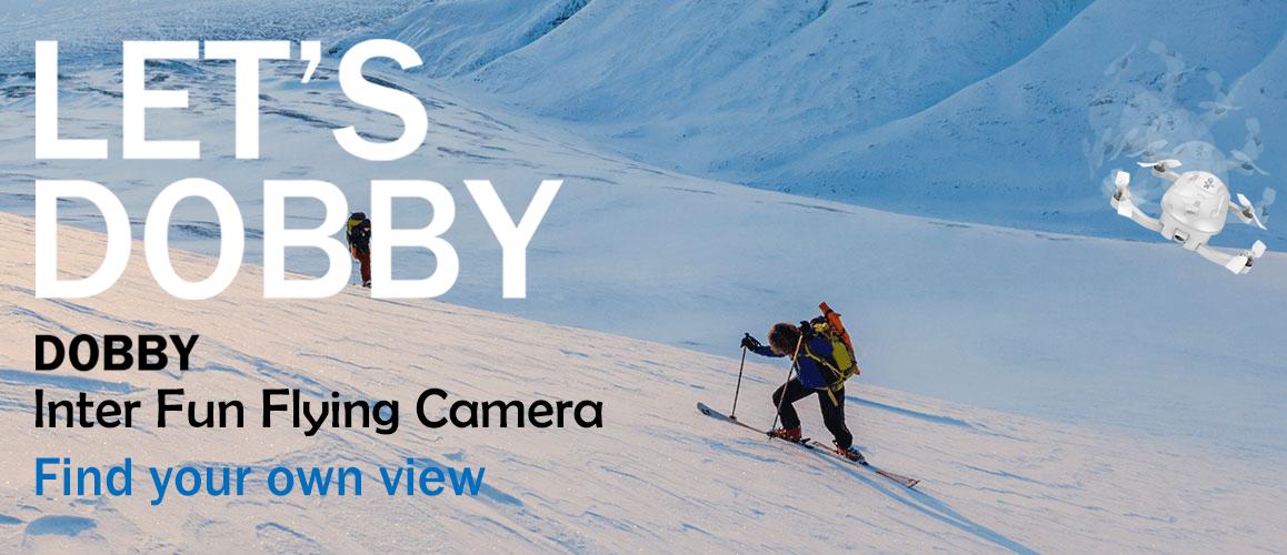 ZeroTech Dobby Selfie Drone
