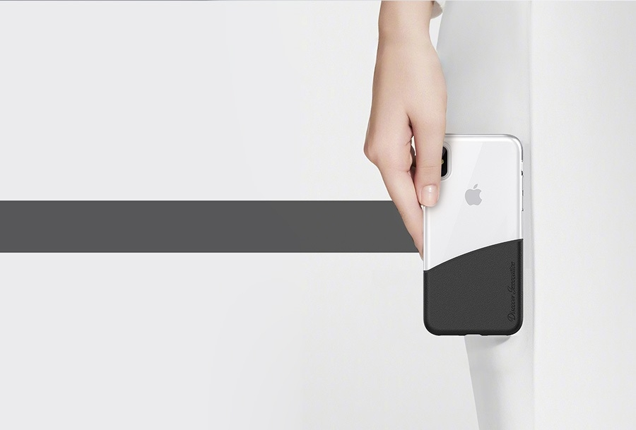 iPhone X Half Case