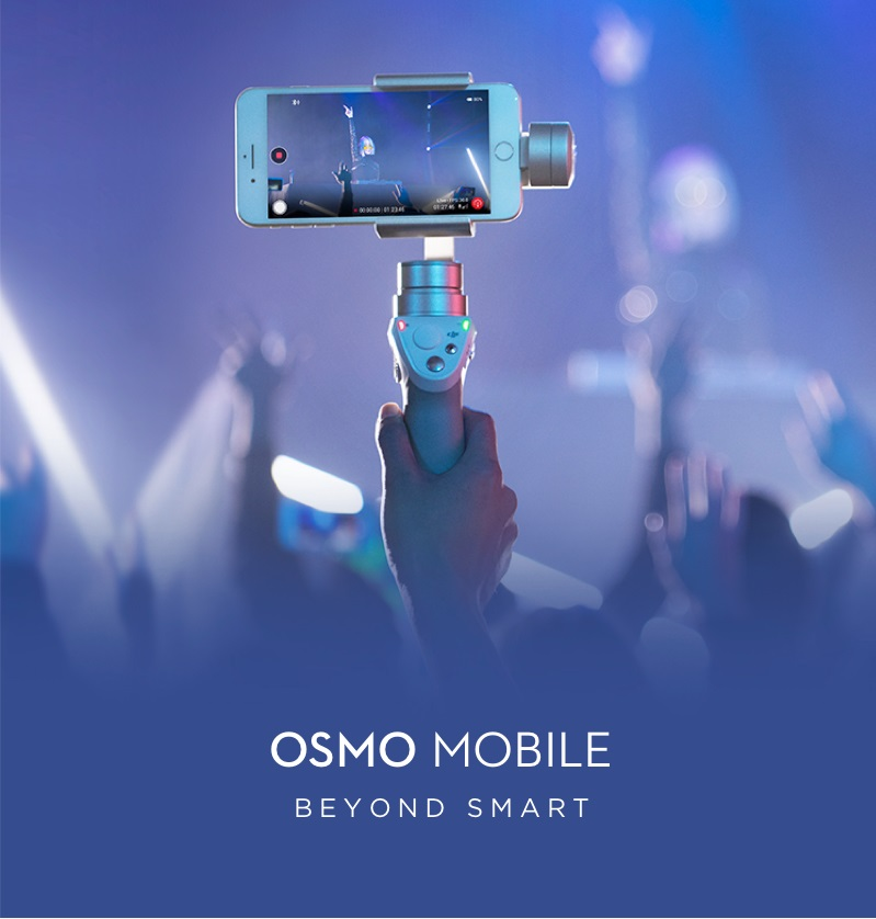 DJI OSMO Mobile Handheld