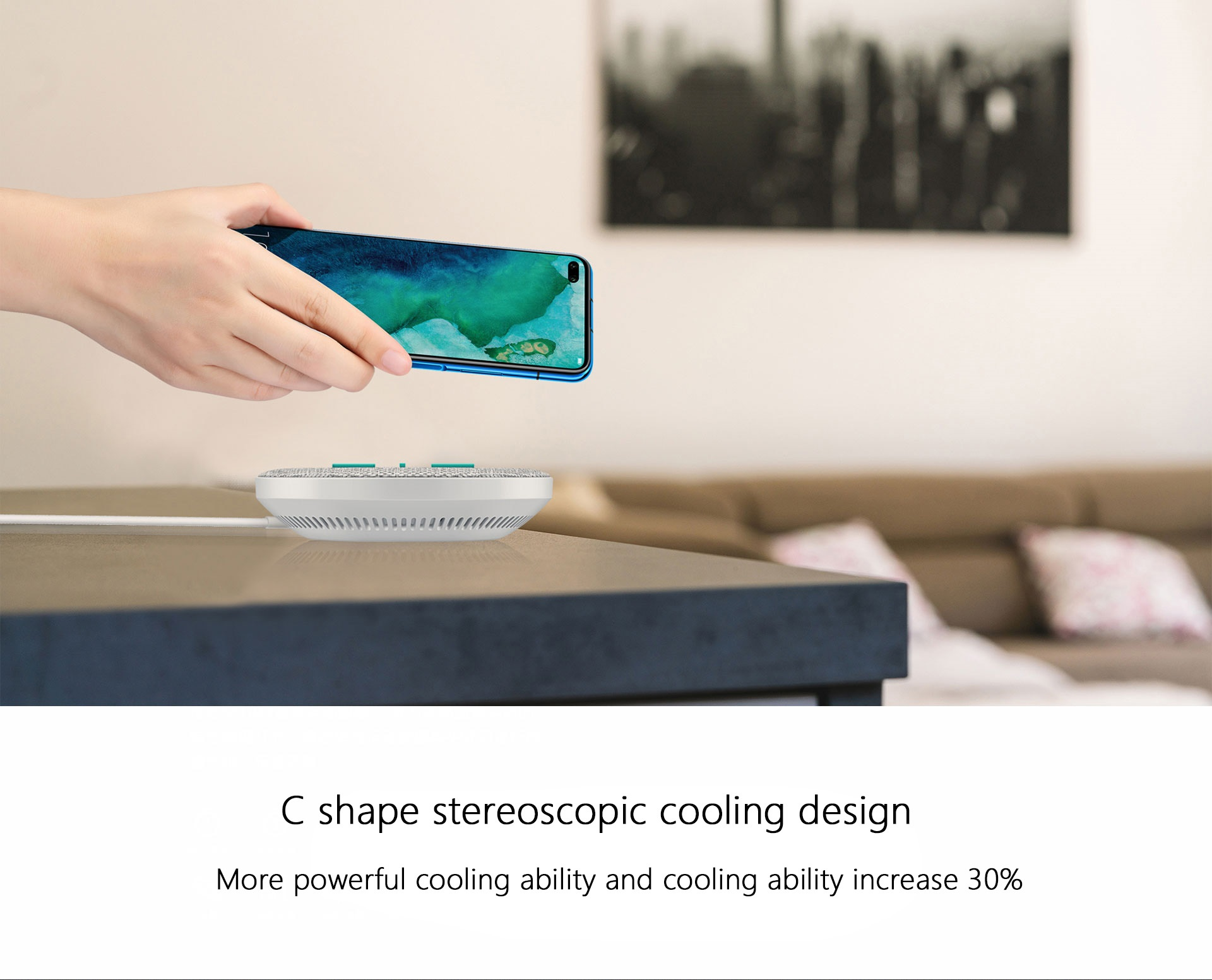 Honor AP61 SuperCharge Wireless Charger