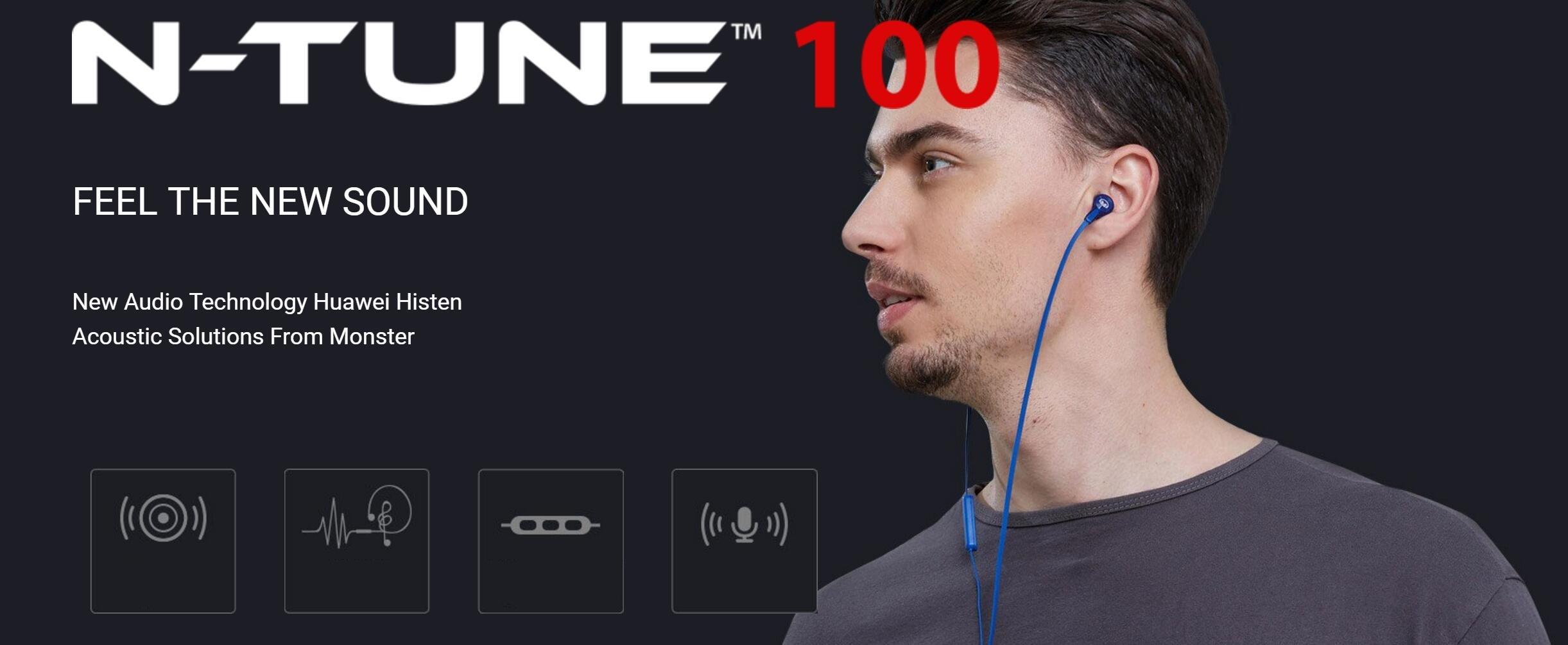 Honor Monster AM15 Headphones