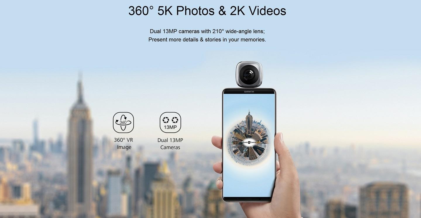Huawei EnVizion 360 Camera