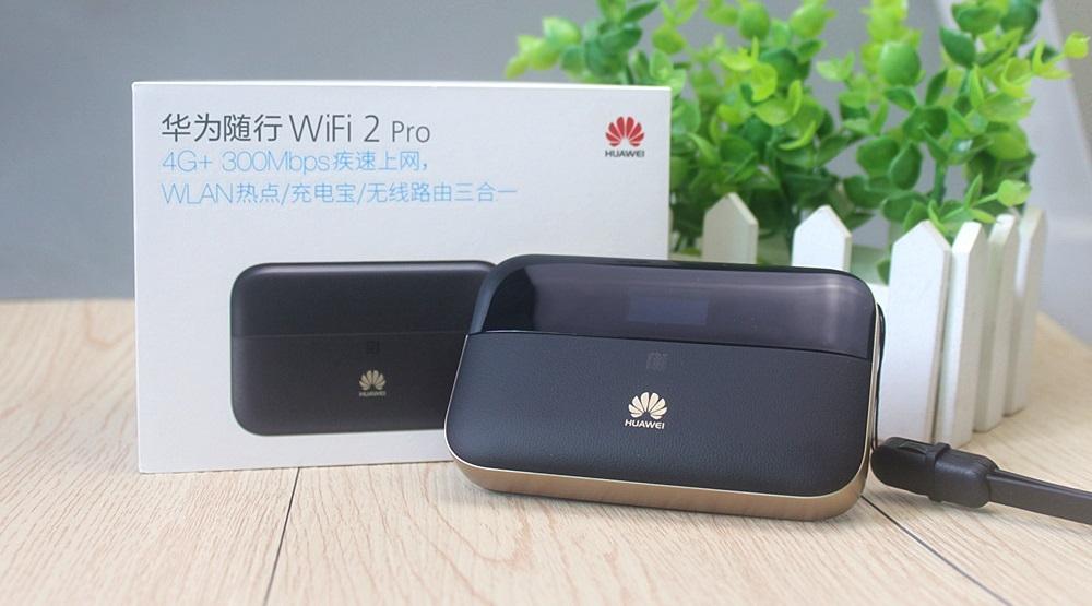 Huawei E5885 Mobile WiFi 2 Pro