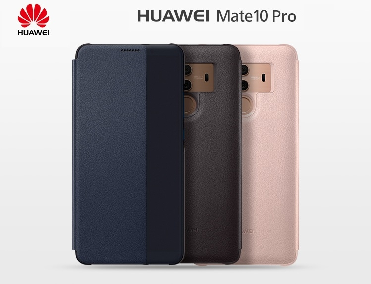 Huawei Mate 10 Pro Smart View Flip Cover