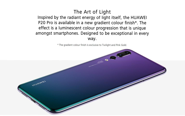 Huawei P20 Pro Smartphone 6gb 128gb