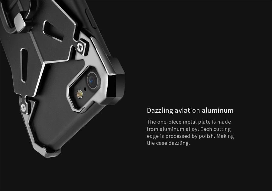 iPhone 7 Barde Metal Case