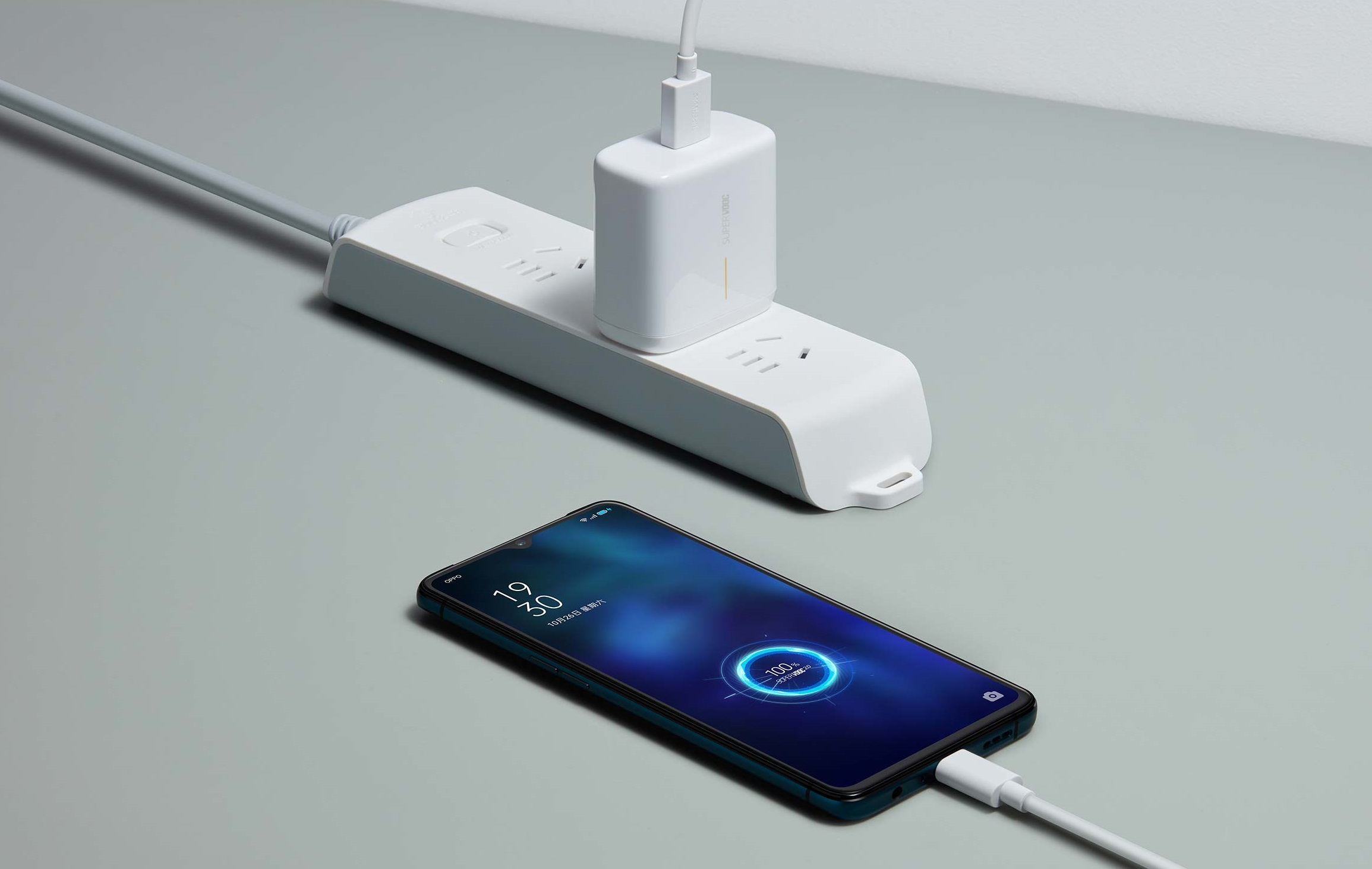 OPPO 65W SuperVOOC Power Adapter