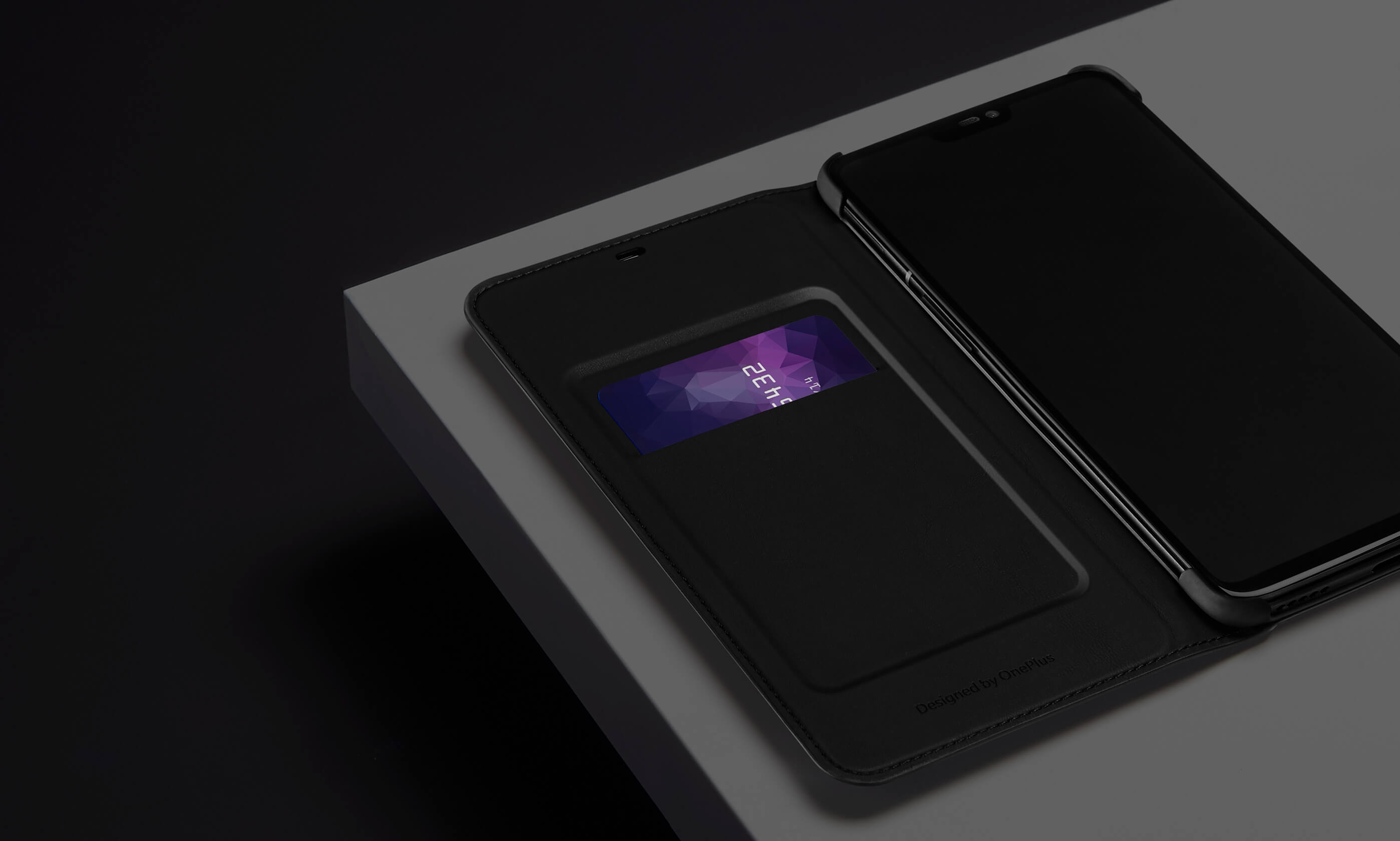 OnePlus 6 Flip Cover