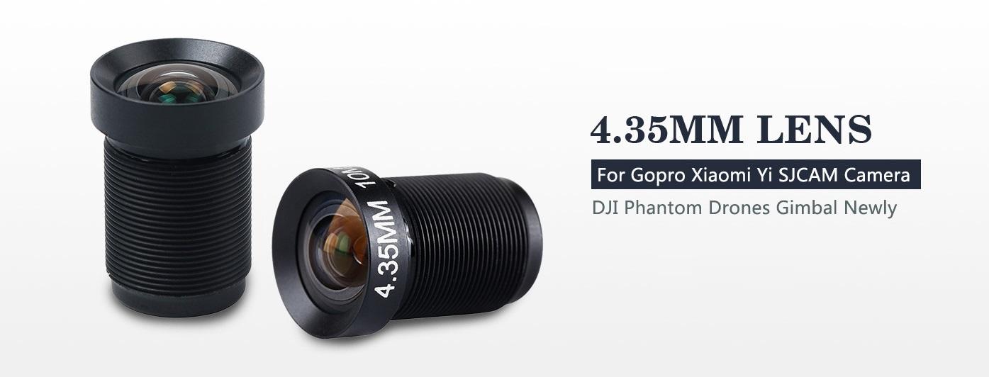 4.35mm Lens
