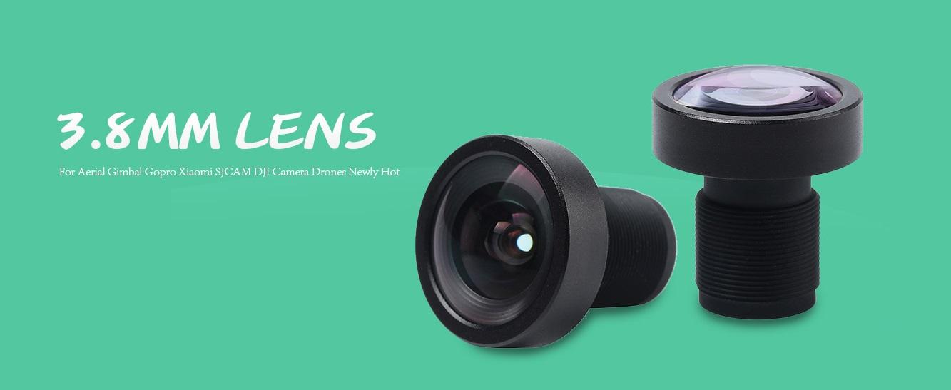 3.8mm Lens
