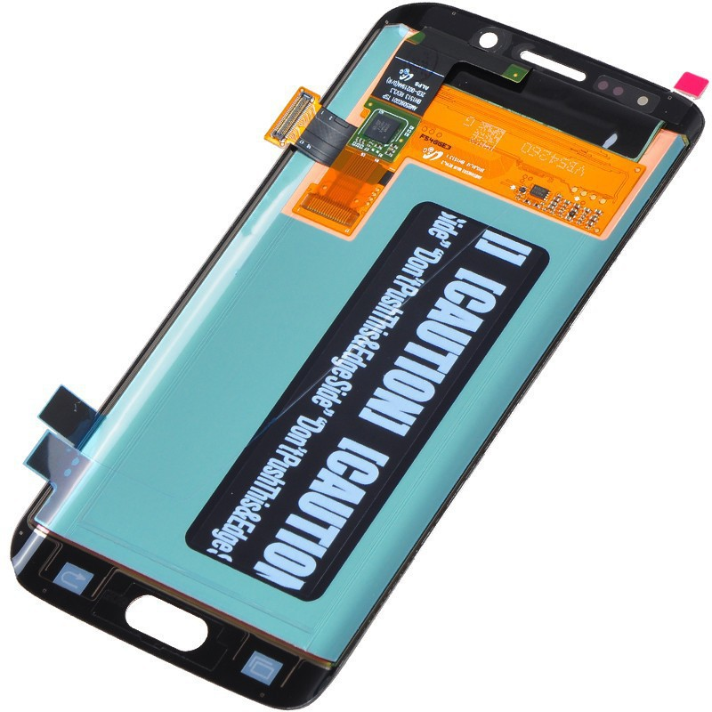 samsung galaxy s6 edge lcd display touch screen replacement parts. Black Bedroom Furniture Sets. Home Design Ideas