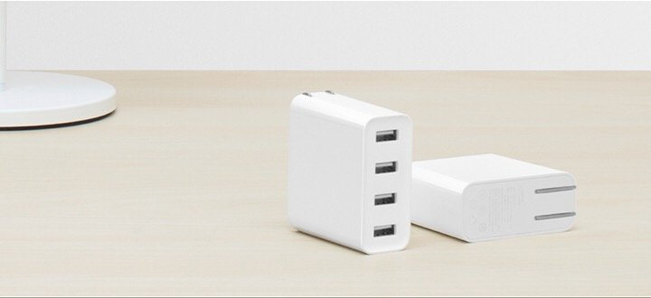 Xiaomi Mi 4 USB Ports Power Charging Adapter