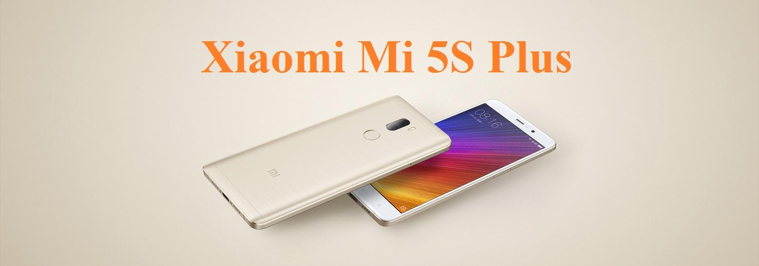 Buy Xiaomi Mi 5S Plus Smartphone 128GB at Vopmart.com with ...