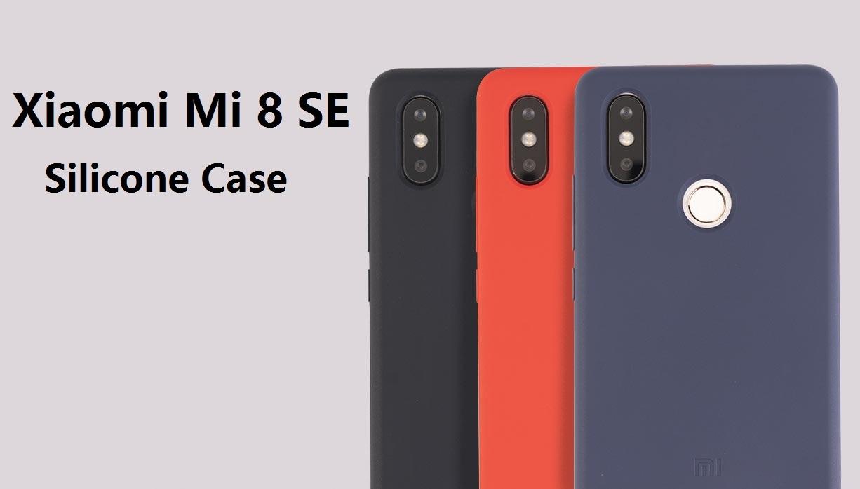 Mi 8 SE Case