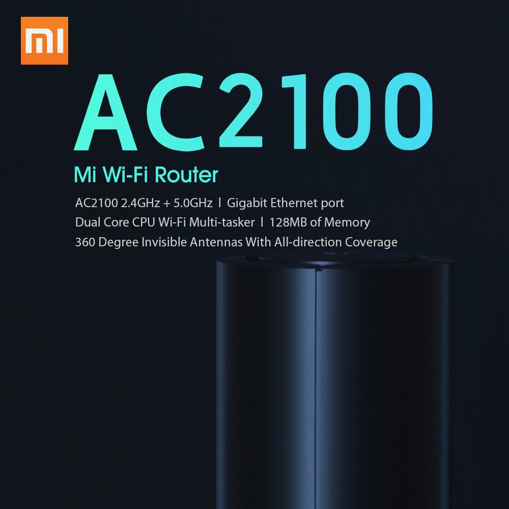 Xiaomi Mi AC2100 Router