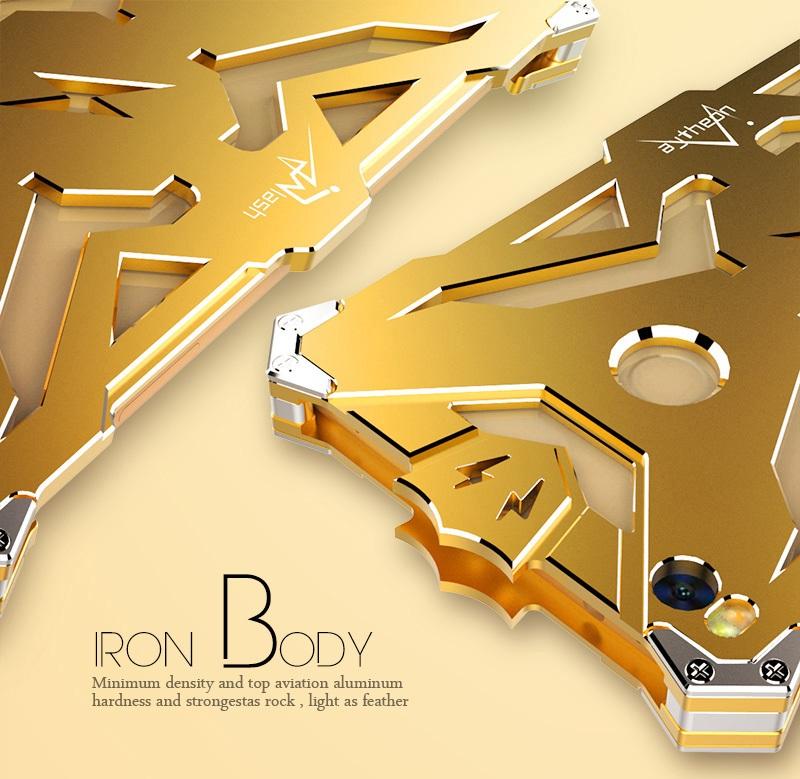 Xiaomi Mi Max 2 Metal Protective Cover Case