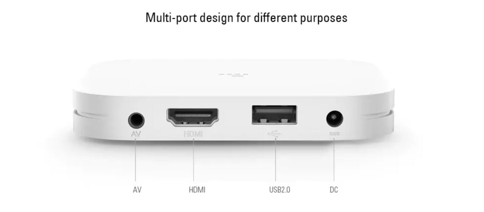 Xiaomi Mi TV Box 4