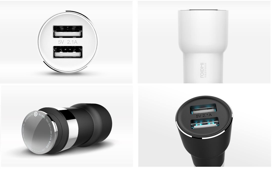 Roidmi Car Charger