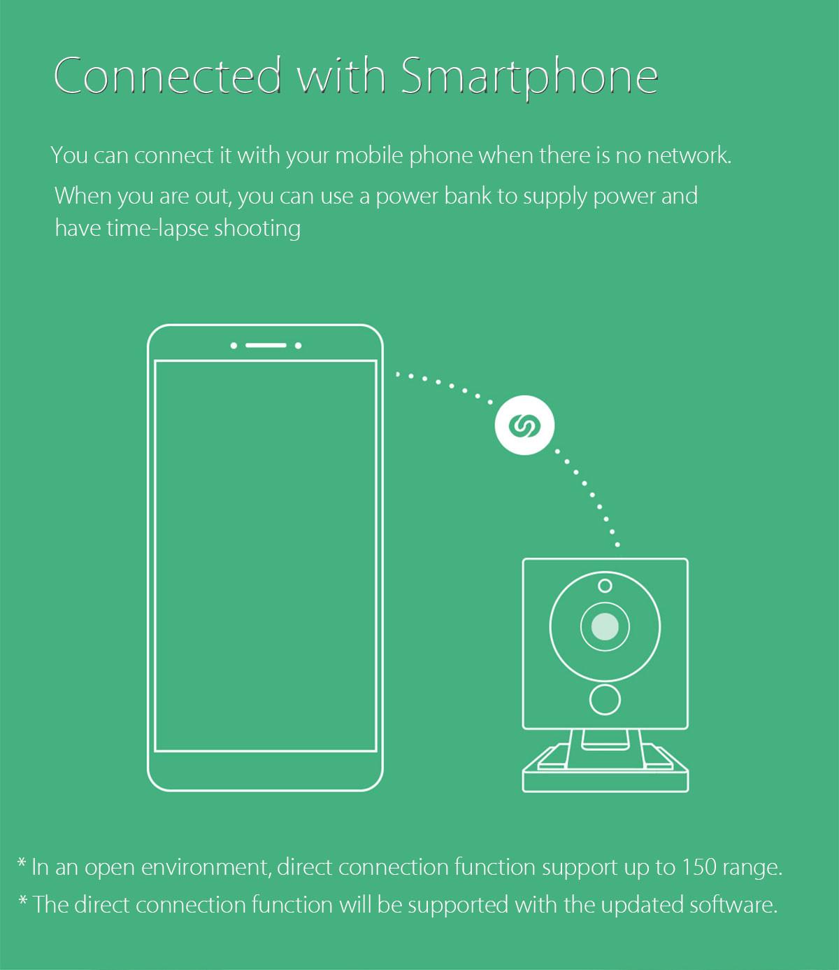 Xiaomi Xiaofang 1080p Portable Smart Ip Camera Wifi Cctv With Night Vision