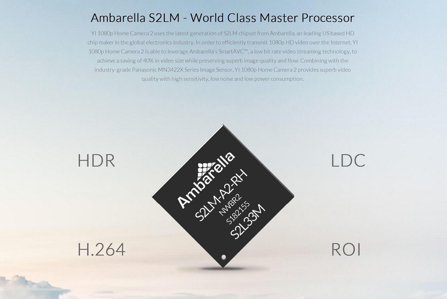 Yi 1080P Home Camera 2