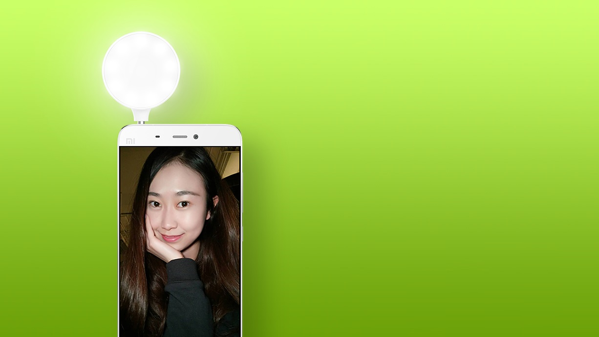 Smartphone Self-Timer Fill LED Flash Light
